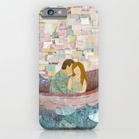 iPhone & iPod Case featuring and they lived happily ever after by Elephant Trunk Studio