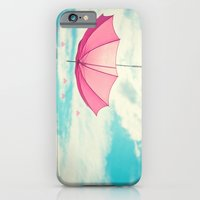 iPhone & iPod Case featuring Raining Hearts by Butterfly Photography