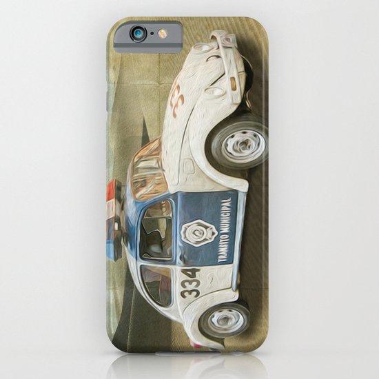 Dune Buggy Fuzz iPhone & iPod Case