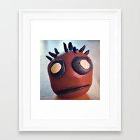 Darth Dain Framed Art Print