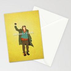 The Breakfast Club (80's Minimalism Series) Stationery Cards