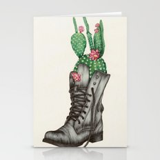 Shoe Bouquet II Stationery Cards