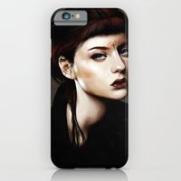 Zoey Scarlet iPhone 6 Slim Case