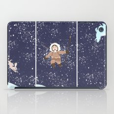 Hare, Bear & Manu  iPad Case