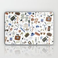 Girly Objects Laptop & iPad Skin
