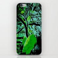 Garden In Eclipse iPhone & iPod Skin