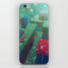Gomez, El Corajoso iPhone & iPod Skin
