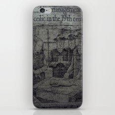 Colic In The 19th iPhone & iPod Skin