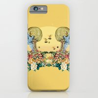 iPhone & iPod Case featuring SUMMER IN YOUR SKIN 02 by Plástica