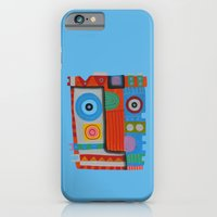 iPhone & iPod Case featuring Your self portrait by Rudolf Brancovsky