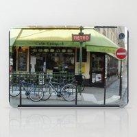 Paris Metro iPad Case