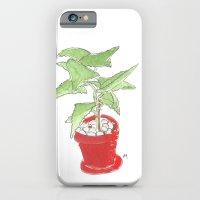 my plant iPhone 6 Slim Case