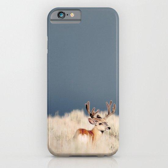 Jackson Hole Deer iPhone & iPod Case