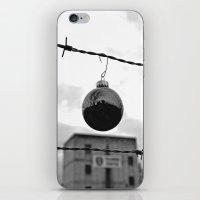 Festive security iPhone & iPod Skin