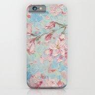 Yoshino Cherry Blossoms … iPhone 6 Slim Case