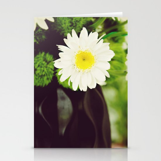 Daisy Stationery Card