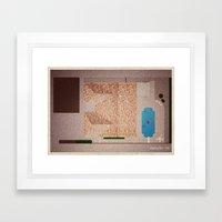 Breaking Bad - ABQ Framed Art Print