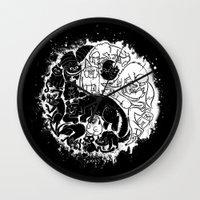 Pet Taoism Wall Clock