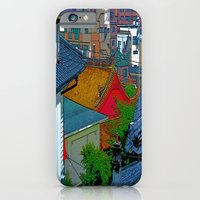 iPhone & iPod Case featuring Okujō  by monjii art