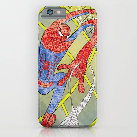 Noodle Spider iPhone & iPod Case