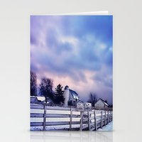 Barn Love Stationery Cards