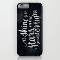 Shine Like Stars - Winte… iPhone 6 Slim Case