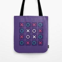 Game Tote Bag