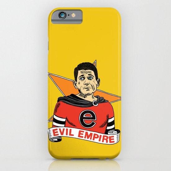 Ryan's Evil Empire iPhone & iPod Case