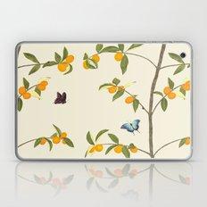 Jenny Chinoiserie Kumquat Laptop & iPad Skin