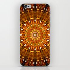 Made Of Gold iPhone & iPod Skin