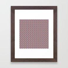 In the Repeat - JUSTART © Framed Art Print