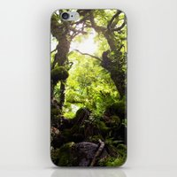 Wistman's Wood iPhone & iPod Skin