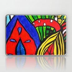 On the wall Laptop & iPad Skin