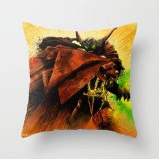 Hellspawn Throw Pillow
