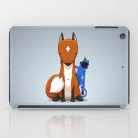 Hungry & Foolish iPad Case