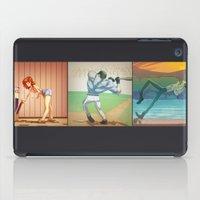 Strips iPad Case