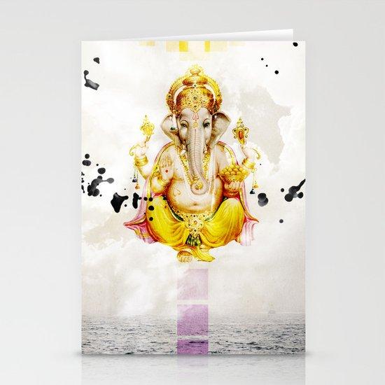 Ganesha Stationery Card