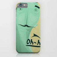 iPhone & iPod Case featuring Avatard by Crooked Octopus