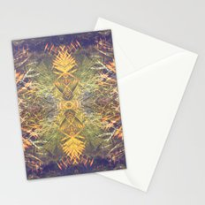 Tropical Kaleidoscope  Stationery Cards