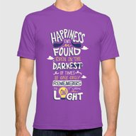 T-shirt featuring Dark And Light by Risa Rodil