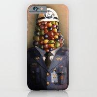 CHAPA CHOCLO (policemen) iPhone 6 Slim Case
