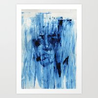 Hit and run Art Print
