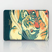 Astral Tiger iPad Case