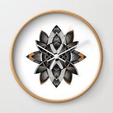 FLWR2 Wall Clock