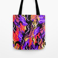 PARADISE LEAVES Tote Bag
