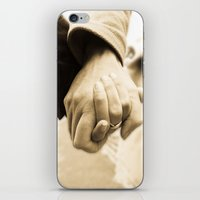 Mother And Daughter iPhone & iPod Skin