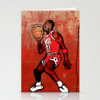 Michael Jordan Stationery Cards