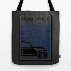 Lancia Aprilia Tote Bag