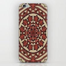 Red Pattern iPhone & iPod Skin