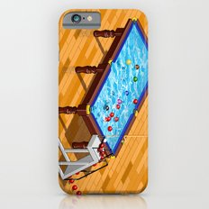 it`s Not Pool it`s Snooker iPhone 6s Slim Case